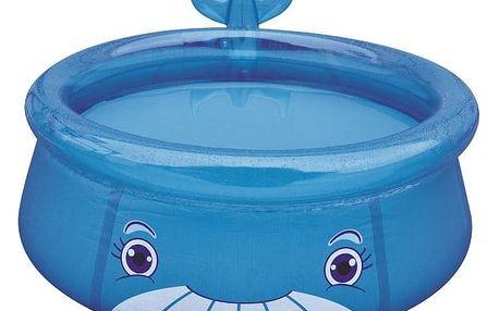 Dětský bazén Velryba 183 x 63 cm