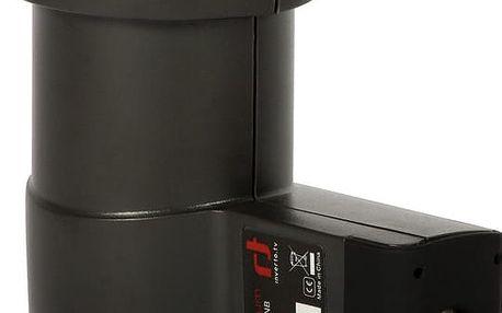 LNB konvertor Inverto Black Premium Single 0,2dB - KOINPREMSX