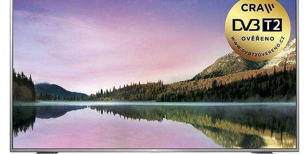 Televize LG 55UH6507 stříbrná/chrom + Doprava zdarma4