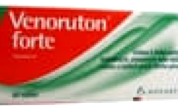 VENORUTON FORTE 60X500MG Tablety2