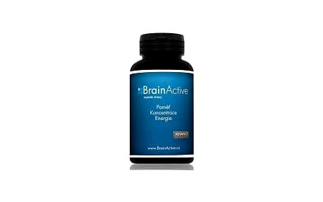 Advance nutraceutics BrainActive 60 + 30 kapslí