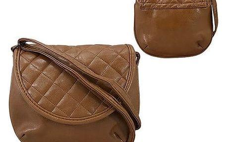 Dámská kabelka z ekokůže 651 Brown