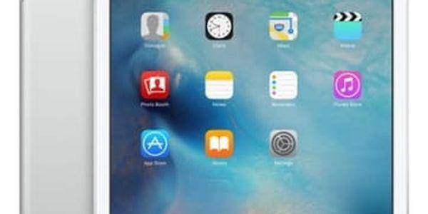 Dotykový tablet Apple mini 2 s Retina displejem 32 GB (ME280SL/A) stříbrný