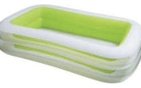 INTEX 56483 Family zelený 262x175x56 cm bazén