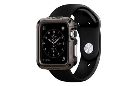 Spigen Tough Armor kryt pro Apple Watch 42mm šedý (Gunmetal)