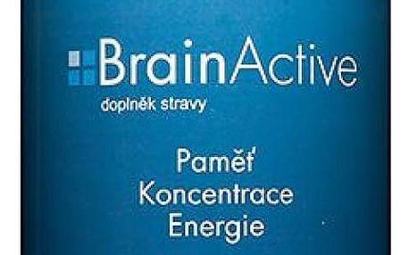 BRAIN ACTIVE paměť, koncentrace, energie 60 kapslí