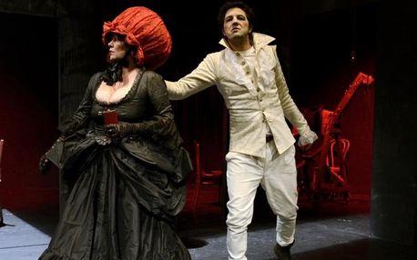 Představení Něco za něco od Williama Shakespeara