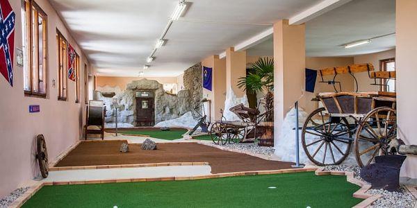 90minutová hra Adventure golfu pro dva ve Stříteži u Třebíče3