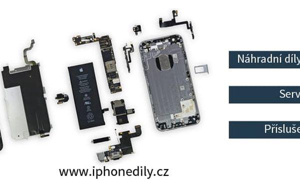 Expresní výměna rozbitého displeje na iPhonu3