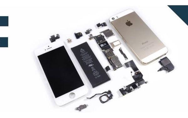 Expresní výměna rozbitého displeje na iPhonu4