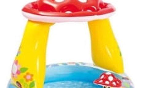 INTEX 57114 muchomůrka se stříškou dětský bazén