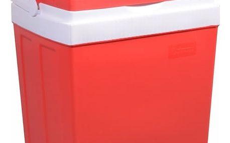 Chladicí box Compass 30 l RED 220 / 12 V displej s teplotou