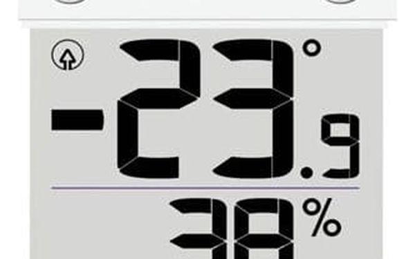Emos LCD teploměr okenní RST01278