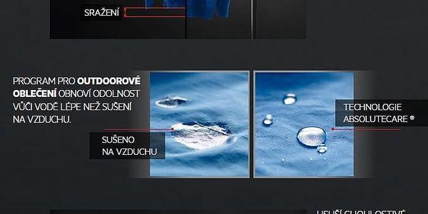 Sušička prádla AEG AbsoluteCare® T8DEE68SC bílá + DOPRAVA ZDARMA5