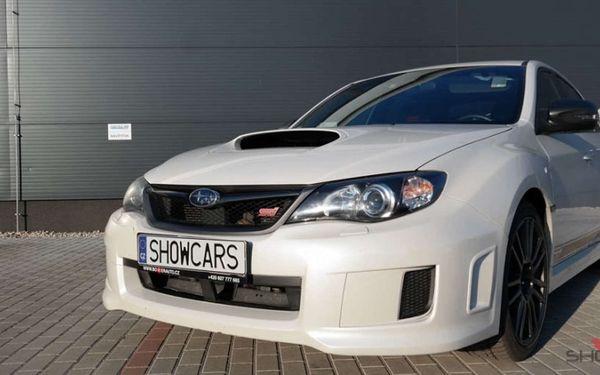 Užijte si adrenalinový rallye challenge v legendárním voze Subaru Impreza WRX STI od Showcars3