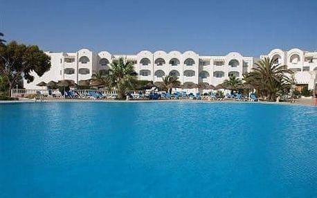Tunisko - Djerba na 12 až 15 dní, all inclusive s dopravou letecky z Prahy