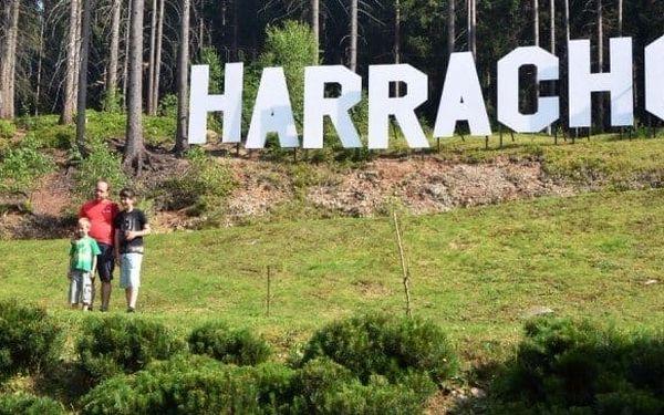 All inclusive rodinný pobyt v Harrachově: luxusní pokoj se saunou a řada zážitků2