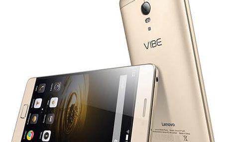 Mobilní telefon Lenovo P1 PRO (PA1N0307CZ) zlatý