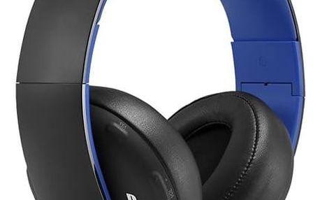 Headset Sony Wireless Stereo 2.0 pro PS4, PS3, PS VITA (PS719281788) černý