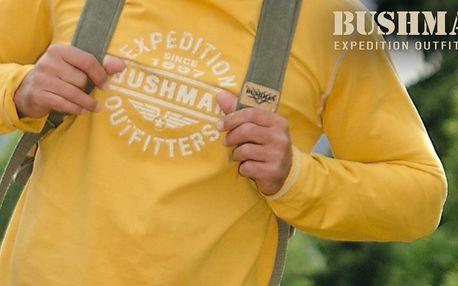 Pánská trička Bushman s dlouhým rukávem