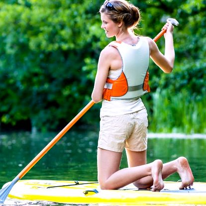 Hurá na Ploučnici: Paddleboard vč. vybavení