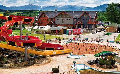 Wellness pobyt na Slovensku v termálních lázních