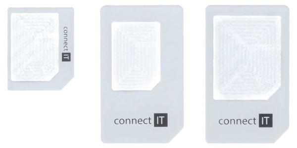 Redukce Connect IT nano a micro SIM (CI-172)2