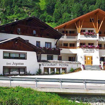 Do hor v Jižním Tyrolsku: s wellness a stravou