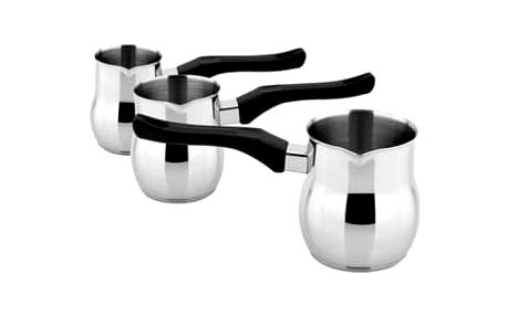 Džezva na kávu z nerezové oceli 350 ml KARBEN CS SOLINGEN CS-040345