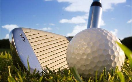 Víkend plný golfu, romantiky a relaxace