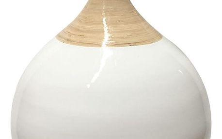 Bílé stropní světlo ETH, průměr27cm - doprava zdarma!