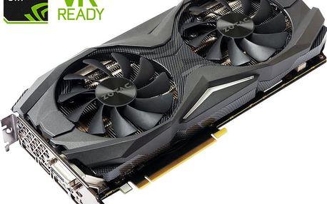 Zotac GeForce GTX 1080 AMP Edition, 8GB GDDR5X - ZT-P10800C-10P