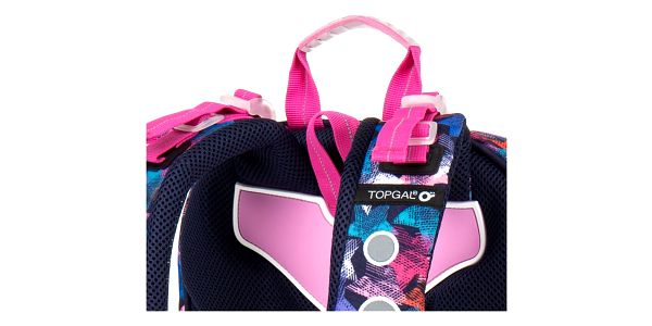 Školní batoh Topgal CHI 867 D - Blue5