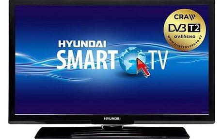 Televize Hyundai FLN 22TS382 SMART černá