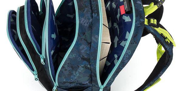 Školní batoh Topgal CHI 878 D - Blue5