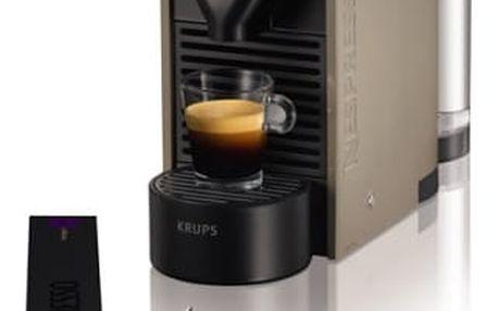 Espresso Krups Nespresso U XN250A šedé