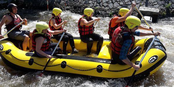 Půl dne na vodě pro dva včetně vybavení a služeb instruktora4