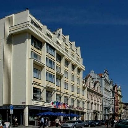 Pobyt pro 2 osoby na 2-5 dní v Plzni: polopenze, wellness