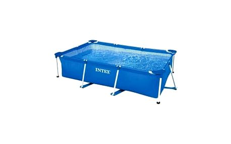 INTEX 28271 Rectangular Frame Pool 2,6 x 1,6 x 0,65 m bazén s konstrukcí