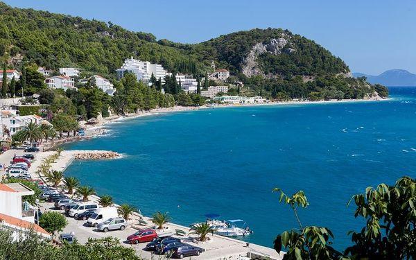Chorvatsko Makarská riviéra s výlety v ceně, pobytově poznávací záj..., Dalmácie - Splitská oblast, autobusem, bez stravy4
