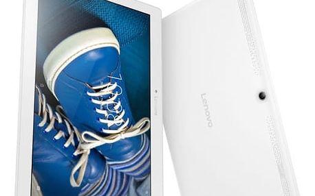 Dotykový tablet Lenovo TAB 2 A10-30 II (ZA0C0132CZ) bílý