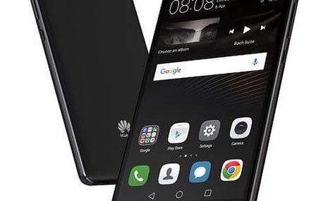 Huawei P9 Lite DS SP-P9LITEDSBOM, černá + Dárky ZDARMA!