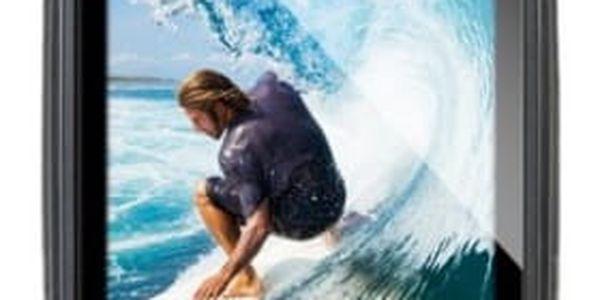 Evolveo StrongPhone Q8 LTE, černá