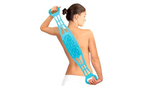 Oboustranný masážní elastický pás