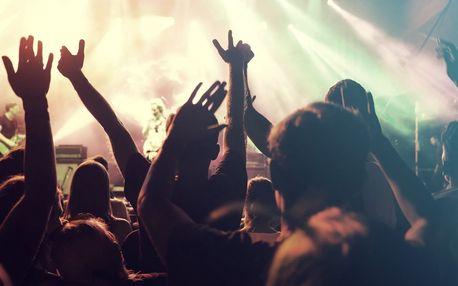 Vstupenka na hudební festival End of Summer