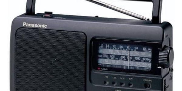 Radiopřijímač Panasonic RF-3500E9-K2