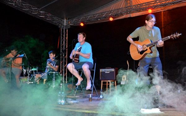 Vstupenka na hudební festival End of Summer4