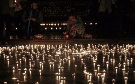 Noční varhanní koncerty při svíčkách