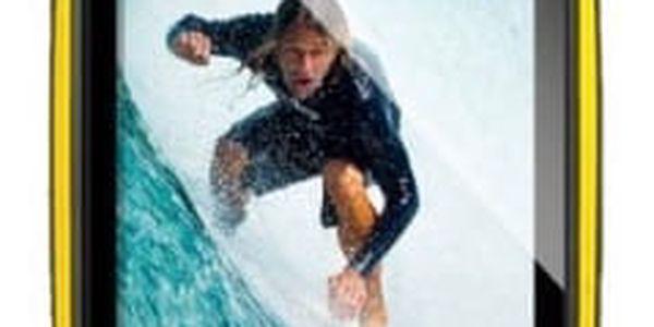 Evolveo StrongPhone Q8 LTE, žlutá