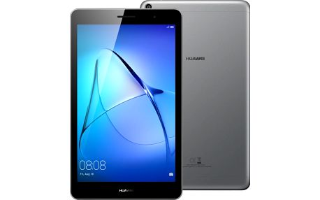 Huawei Mediapad T3 - 16GB, šedá - TA-T380W16TOM